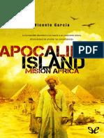 [Apocalipsis Island 03] Garcia, Vicente - Mision Africa [12228] (r1.1).epub