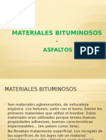 Tema 11- Material Bituminoso