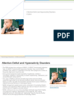 childhood disorders lesson plan