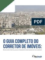 eBook O Guia Completo Do Corretor de Imoveis