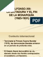 ALFONSO XIII Presentación