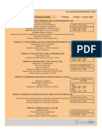 Programa AVAC Maio2008