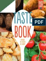 Taste Book. Explore the Tastes of Europe