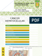 Cáncer Hepatocelular (1)
