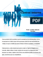 Unidad I-(Control Interno) Auditoria