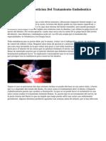 Reendodoncia. Repeticion Del Tratamiento Endodontico