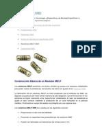 Resistores MELF