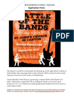 canton battle of the bands application