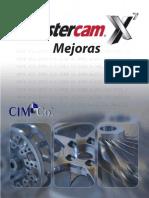Mejoras MasterCam-X7