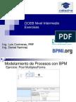 BPM OCEB Intermediate Level - Laboratorio - 14 Nov