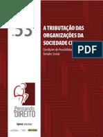 Estudo da Legislação Tributária das organizações da sociedade civil