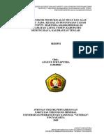 Skripsi_Produksi Alat Pada OB