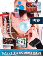 TechSmart 77, February 2010, The Gadgets and Goodies Issue.