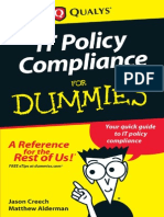 IT Compliance for Dummies