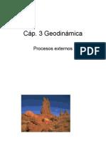Geodinámica Procesos Externos