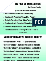 15 Poverty Discourse
