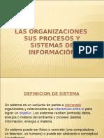 Organizaciones y Sus Procesos