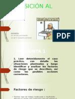 EXPOSICIÓN AL FRIO Salud Ocupacional