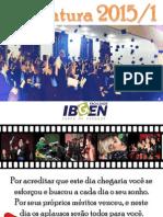 Apresentação Comissão Formatura IBGEN 2015/1