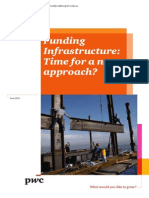 Infrastructure Funding
