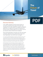 Future of Travel Exec Summary Business Final