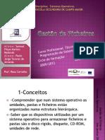 Gestao de Processamento Sistemas Operativos2003