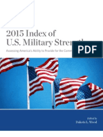 2015 Index of US Military Strength FINAL