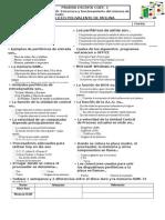 Estructura y Funcionamiento Del Sistema de Computador - 1 - A
