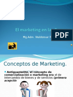 Pymes- Marketing