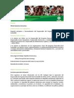 TdR Oficial Industrias Extractivas de Republica Dominicana