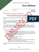 211912627 EMBARGOED Press Release February Enrollments