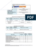 Im-op-01.00 Gestión de Documentos 28072014