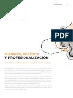 MUJERES, POLÍTICA Y PROFESIONALIZACIÓN por Karina Ramacciotti y Adriana María Valobra