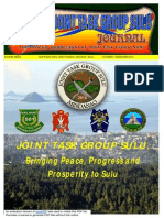 Joint Task Group Sulu Journal Oct-Dec 2014