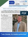 Eleccions Municipals 2015 Presentació PP Les Coves