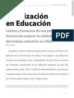 Román, M. (2008). Focalización en Educación