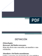 EXPOSICION REVOCATORIA DEL MANDATO.pptx