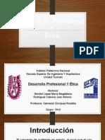 Exposicion Etica Desarrollo Profesional (1)