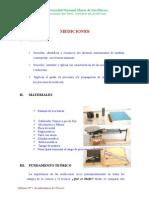 Informe de Laboratorio de Fisica 1