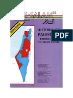 Historia antigua de Palestina - Revista As-Salam.(1992)