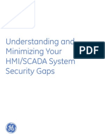 Understanding HMI Scada System Security Gaps