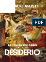 Agusti, Ignacio - [La Ceniza Fue Arbol 03] Desiderio [21738] (r1.0)