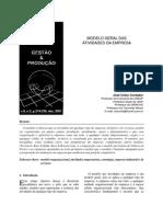 Modelo Organização