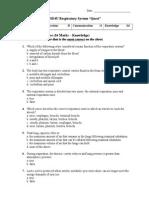 pse4u respiratory system quiz