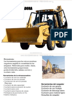 Curso Herramientas Cucharones Excavadoras Hidraulicas Retroexcavadoras
