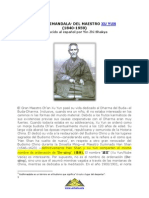 MASTER XU YUN Bodhimandala Site