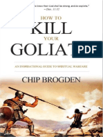 How to Kill Your Goliath_by Chip Brogden