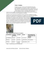 Oxidacion de Acetona y Formol