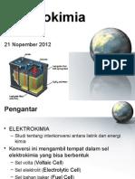 Bab 07 Kimia Dasar - Elektrokimia