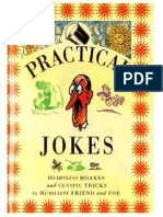 Practical Joke Fun and Fearless